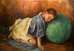birthing-ball
