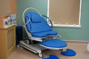 Birth chair
