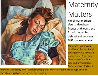 small maternity matters shot